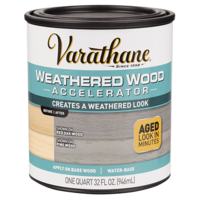Состав для искусственного состаривания древесины VARATHANE® Weathered Wood Accelerator