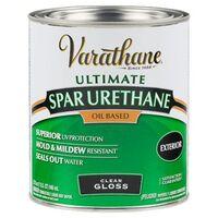 Лак уретан-алкидный органорастворимый для наружных работ Varathane Premium Spar Urethane