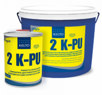 Kiilto 2 K-PU Полиуретановый 2-х компонентный клей для паркета