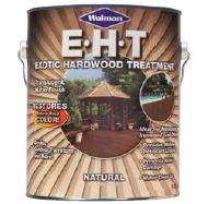 Пропитка защитная для экзотических пород древесины Wolman E-H-T® Exotic Hardwood Treatment