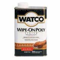 Полироль для дерева WATCO Wipe-On Poly